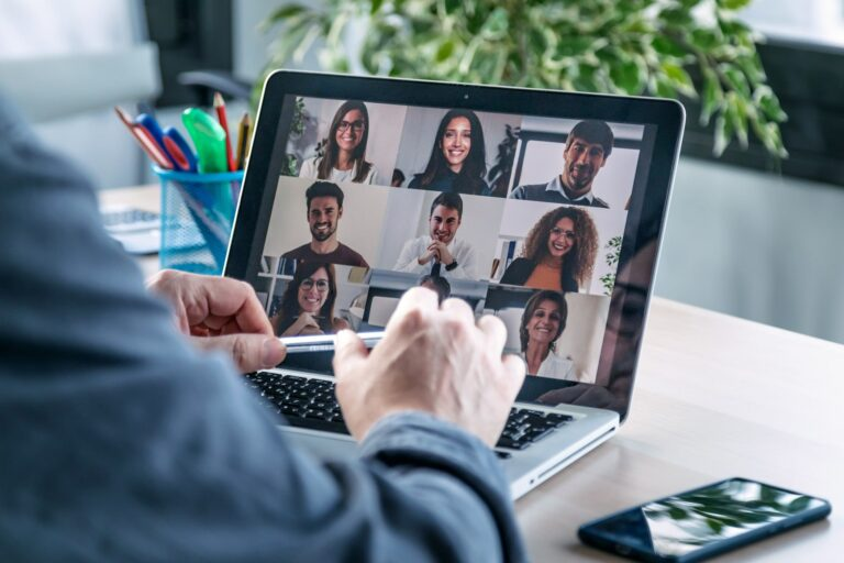 Online Video Call
